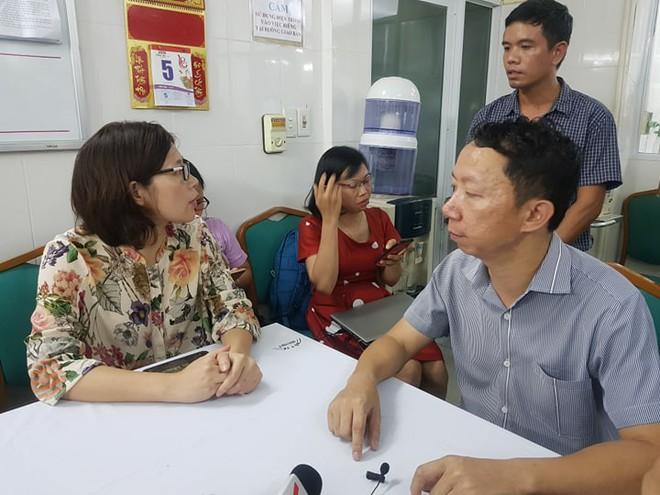 Hà Nội: Bé trai lớp 1 bị 'bỏ quên' trên xe đưa đón học sinh tử vong thương tâm - Ảnh 3