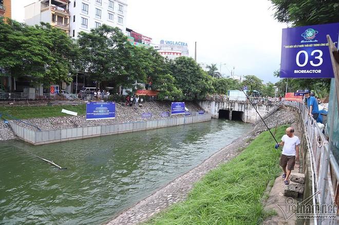 Chuyên gia Nhật sẽ tắm trên sông Tô Lịch - Ảnh 7.