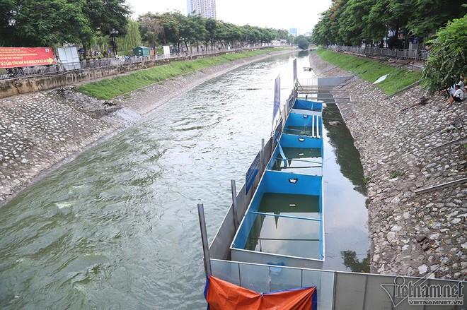 Chuyên gia Nhật sẽ tắm trên sông Tô Lịch - Ảnh 12.