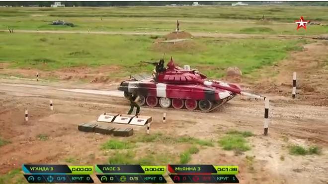 Xếp hạng cao ở Bảng 2, Việt Nam lập liền 2 kỳ tích - TQ gây thất vọng lớn, bị phạt liên tiếp tại Tank Biathlon 2019 - Ảnh 25.