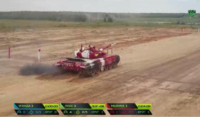 Xếp hạng cao ở Bảng 2, Việt Nam lập liền 2 kỳ tích - TQ gây thất vọng lớn, bị phạt liên tiếp tại Tank Biathlon 2019 - Ảnh 24.