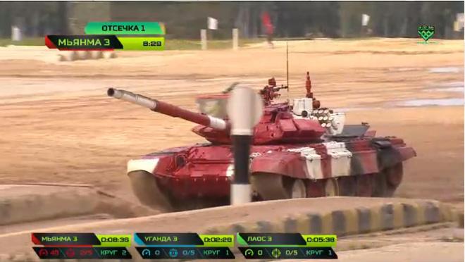 Xếp hạng cao ở Bảng 2, Việt Nam lập liền 2 kỳ tích - TQ gây thất vọng lớn, bị phạt liên tiếp tại Tank Biathlon 2019 - Ảnh 23.