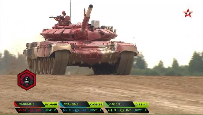 Xếp hạng cao ở Bảng 2, Việt Nam lập liền 2 kỳ tích - TQ gây thất vọng lớn, bị phạt liên tiếp tại Tank Biathlon 2019 - Ảnh 22.