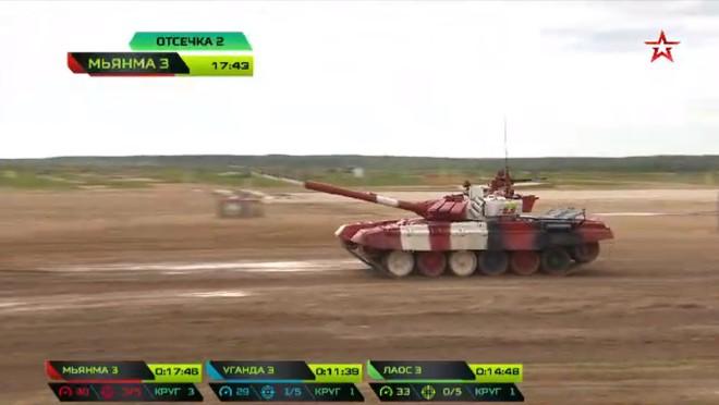 Xếp hạng cao ở Bảng 2, Việt Nam lập liền 2 kỳ tích - TQ gây thất vọng lớn, bị phạt liên tiếp tại Tank Biathlon 2019 - Ảnh 21.