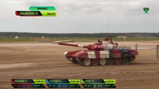 Xếp hạng cao ở Bảng 2, Việt Nam lập liền 2 kỳ tích - TQ gây thất vọng lớn, bị phạt liên tiếp tại Tank Biathlon 2019 - Ảnh 20.