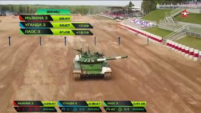 Xếp hạng cao ở Bảng 2, Việt Nam lập liền 2 kỳ tích - TQ gây thất vọng lớn, bị phạt liên tiếp tại Tank Biathlon 2019 - Ảnh 18.