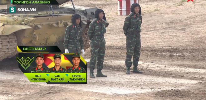 Tuyệt vời kíp xe tăng Việt Nam 2 đứng đầu bảng, chính thức phá kỷ lục - Xe tăng Cuba và Angola bị hỏng - Ảnh 23.