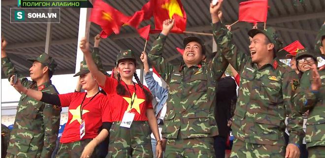 Tuyệt vời kíp xe tăng Việt Nam 2 đứng đầu bảng, chính thức phá kỷ lục - Xe tăng Cuba và Angola bị hỏng - Ảnh 22.