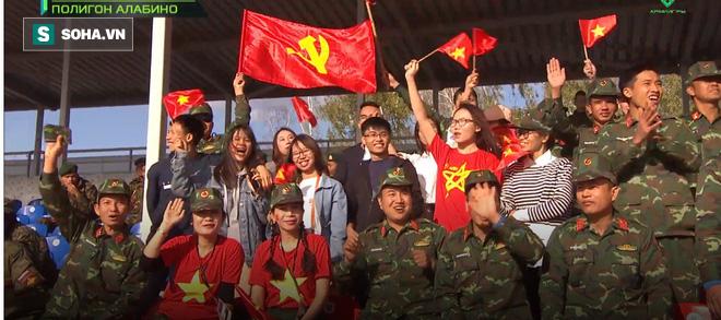 Tuyệt vời kíp xe tăng Việt Nam 2 đứng đầu bảng, chính thức phá kỷ lục - Xe tăng Cuba và Angola bị hỏng - Ảnh 8.