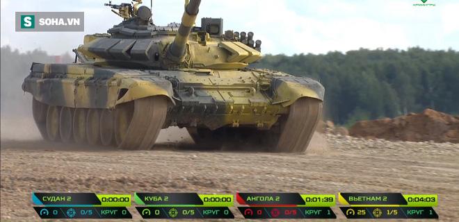 Đại tá xe tăng: Kíp 2 Việt Nam tuyệt vời quá! - Cửa vào bán kết Tank Biathlon 2019 sẽ rất sáng - Ảnh 3.