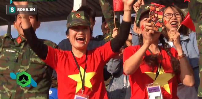 Tuyệt vời kíp xe tăng Việt Nam 2 đứng đầu bảng, chính thức phá kỷ lục - Xe tăng Cuba và Angola bị hỏng - Ảnh 1.