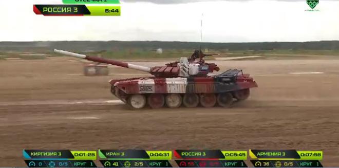 Xếp hạng cao ở Bảng 2, Việt Nam lập liền 2 kỳ tích - TQ gây thất vọng lớn, bị phạt liên tiếp tại Tank Biathlon 2019 - Ảnh 10.