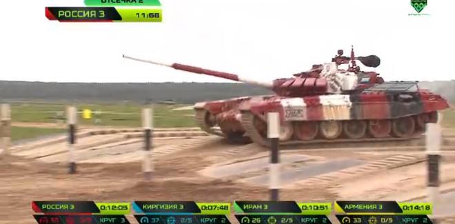 Xếp hạng cao ở Bảng 2, Việt Nam lập liền 2 kỳ tích - TQ gây thất vọng lớn, bị phạt liên tiếp tại Tank Biathlon 2019 - Ảnh 8.