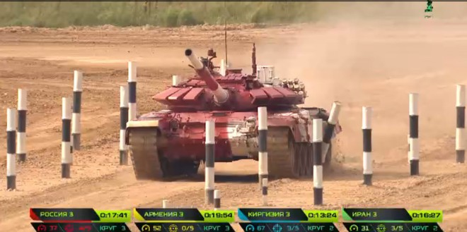 Xếp hạng cao ở Bảng 2, Việt Nam lập liền 2 kỳ tích - TQ gây thất vọng lớn, bị phạt liên tiếp tại Tank Biathlon 2019 - Ảnh 7.