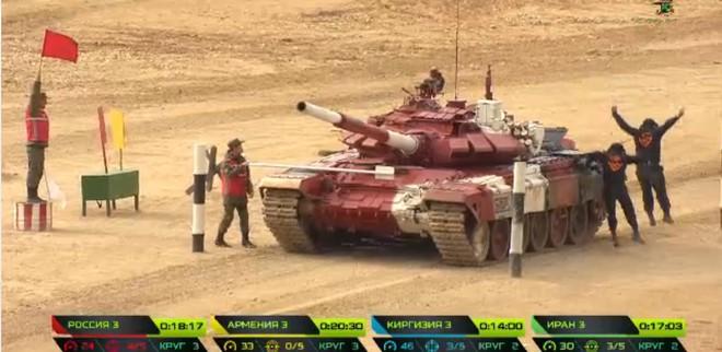 Xếp hạng cao ở Bảng 2, Việt Nam lập liền 2 kỳ tích - TQ gây thất vọng lớn, bị phạt liên tiếp tại Tank Biathlon 2019 - Ảnh 6.