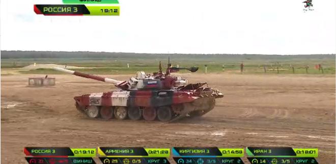 Xếp hạng cao ở Bảng 2, Việt Nam lập liền 2 kỳ tích - TQ gây thất vọng lớn, bị phạt liên tiếp tại Tank Biathlon 2019 - Ảnh 5.