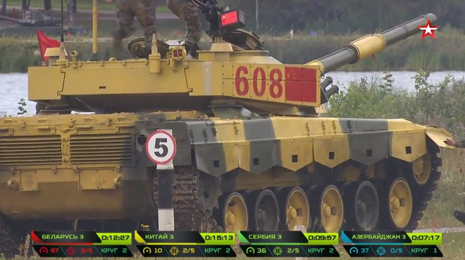 Xếp hạng cao ở Bảng 2, Việt Nam lập liền 2 kỳ tích - TQ gây thất vọng lớn, bị phạt liên tiếp tại Tank Biathlon 2019 - Ảnh 35.