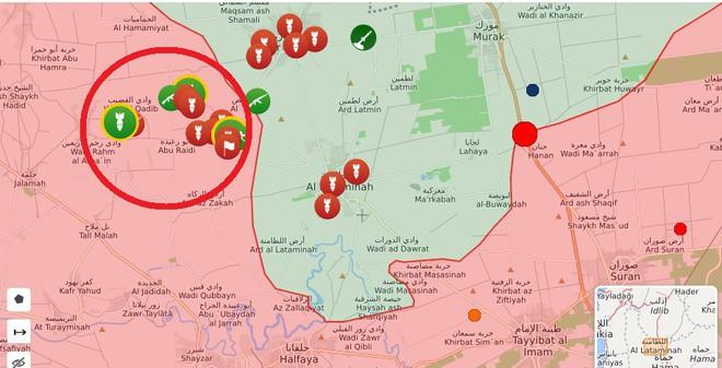 Chiến đấu cơ Israel đột ngột xuất hiện, phòng không Syria báo động khẩn - Đã có chiến thắng đầu tiên - Ảnh 6.