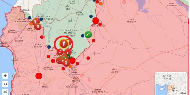Chiến đấu cơ Israel đột ngột xuất hiện, phòng không Syria báo động khẩn - Đã có chiến thắng đầu tiên - Ảnh 2.