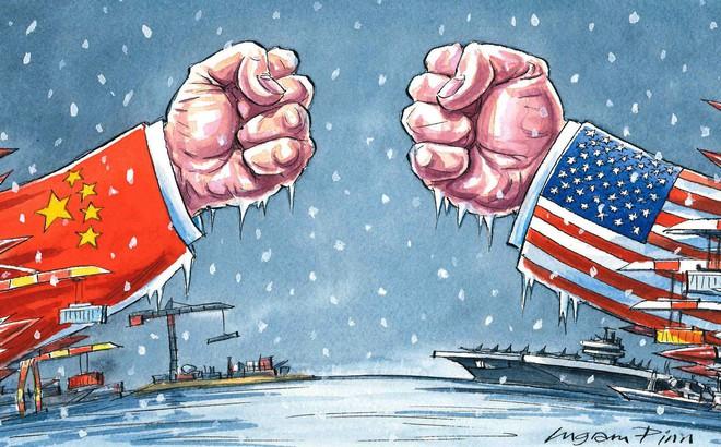 Chiến tranh thương mại nóng rẫy nhưng nền kinh tế Mỹ-Trung ổn định đến bất ngờ?