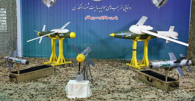 Giải mã công nghệ đỉnh cao của Iran: Bom liệng và tên lửa thông minh công nghệ Mỹ? - Ảnh 1.