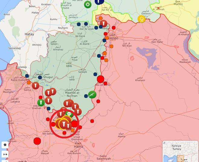 Chiến đấu cơ Israel đột ngột xuất hiện, phòng không Syria báo động khẩn - Đã có chiến thắng đầu tiên - Ảnh 14.