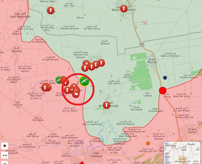 Chiến đấu cơ Israel đột ngột xuất hiện, phòng không Syria báo động khẩn - Đã có chiến thắng đầu tiên - Ảnh 8.