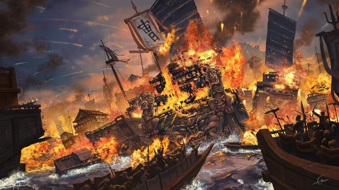 'Tử huyệt' trong 3 trận đại chiến thời Tam Quốc: Bại trận vì cùng một lý do, đó là gì? - ảnh 3