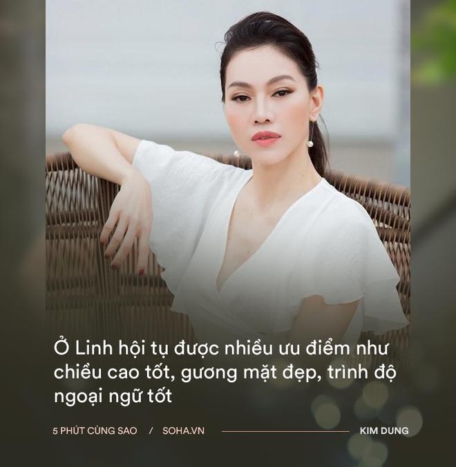 Bà trùm hoa hậu Phạm Kim Dung nói gì về con người Lương Thùy Linh và chiếc váy sexy của Mai Phương Thuý? - Ảnh 4.