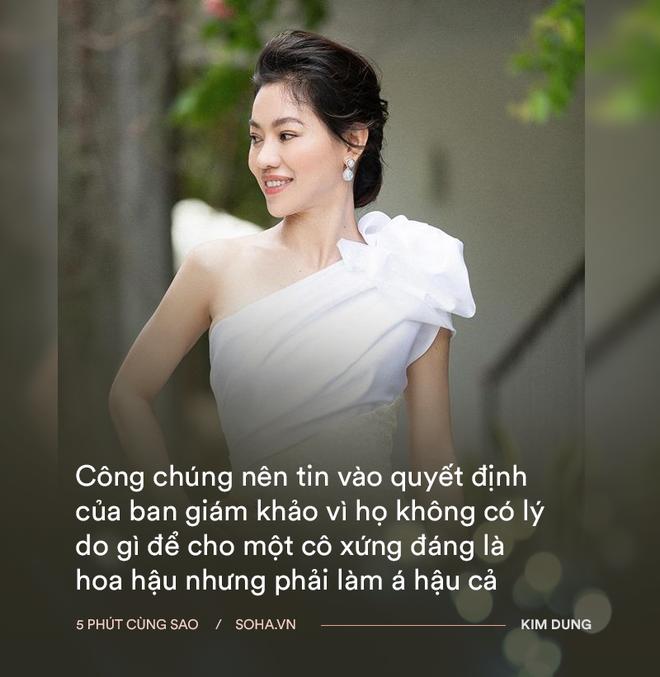 Bà trùm hoa hậu Phạm Kim Dung nói gì về con người Lương Thùy Linh và chiếc váy sexy của Mai Phương Thuý? - Ảnh 1.