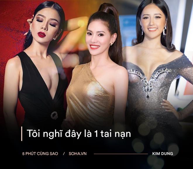 Bà trùm hoa hậu Phạm Kim Dung nói gì về con người Lương Thùy Linh và chiếc váy sexy của Mai Phương Thuý? - Ảnh 5.