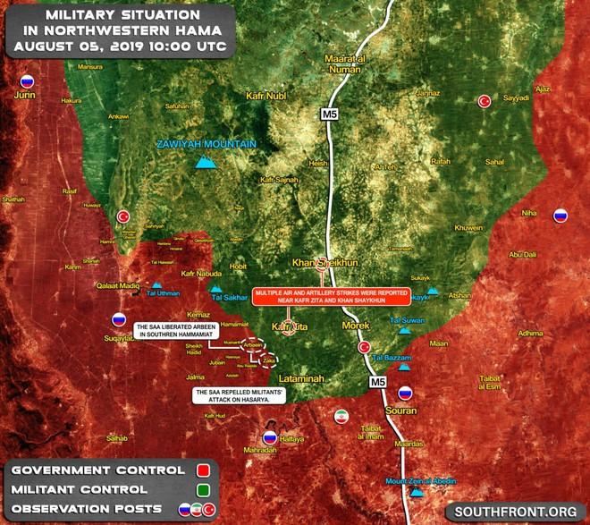 Chiến đấu cơ Israel đột ngột xuất hiện, phòng không Syria báo động khẩn - Đã có chiến thắng đầu tiên - Ảnh 10.
