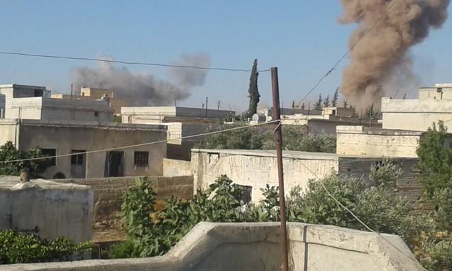 Chiến đấu cơ Israel đột ngột xuất hiện, phòng không Syria báo động khẩn - Đã có chiến thắng đầu tiên - Ảnh 3.