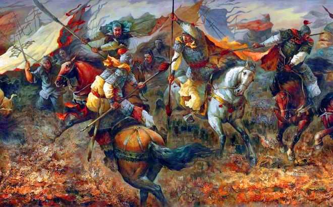 'Tử huyệt' trong 3 trận đại chiến thời Tam Quốc: Bại trận vì cùng một lý do, đó là gì? - ảnh 1
