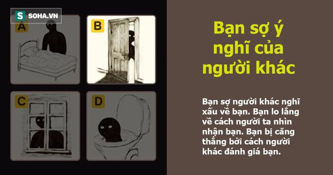 Hình ảnh bóng đen bạn chọn bộc lộ nỗi lo sợ lớn nhất trong bạn: Đáp án C thú vị nhất - Ảnh 3.