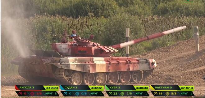 Trận đấu sinh tử của Đội xe tăng Việt Nam tại Tank Biathlon 2019 bắt đầu - Ảnh 23.