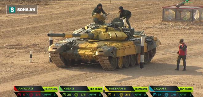 Trận đấu sinh tử của Đội xe tăng Việt Nam tại Tank Biathlon 2019 bắt đầu - Ảnh 18.