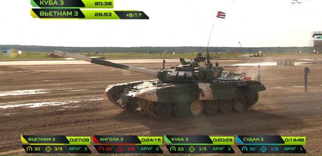 Trận đấu sinh tử của Đội xe tăng Việt Nam tại Tank Biathlon 2019 bắt đầu - Ảnh 17.