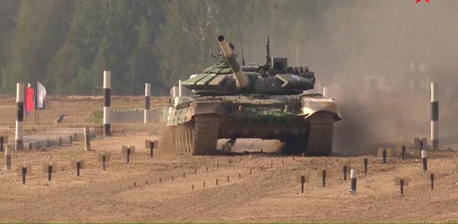Trận đấu sinh tử của Đội xe tăng Việt Nam tại Tank Biathlon 2019 bắt đầu - Ảnh 15.