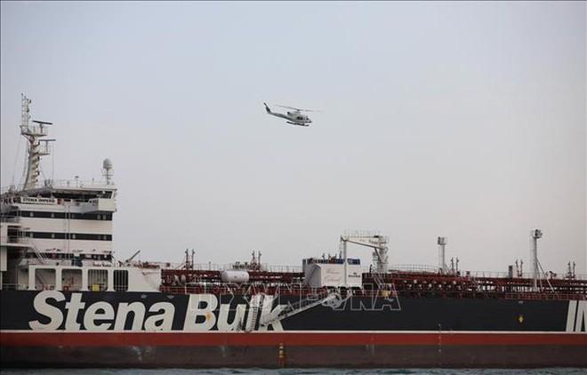 Nga đã giúp Iran giăng bẫy tàu nước ngoài ở Vịnh Ba Tư? - Ảnh 1.