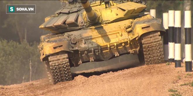 Trận đấu sinh tử của Đội xe tăng Việt Nam tại Tank Biathlon 2019 bắt đầu - Ảnh 16.