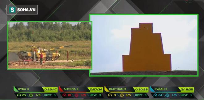Trận đấu sinh tử của Đội xe tăng Việt Nam tại Tank Biathlon 2019 bắt đầu - Ảnh 13.