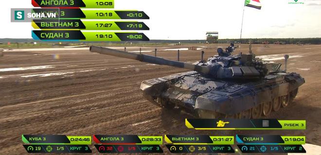Trận đấu sinh tử của Đội xe tăng Việt Nam tại Tank Biathlon 2019 bắt đầu - Ảnh 14.