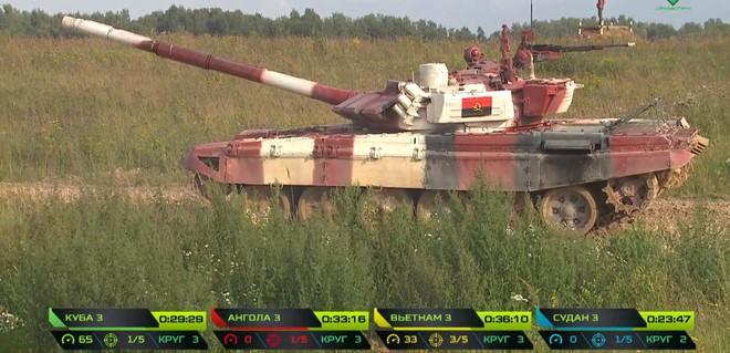 Trận đấu sinh tử của Đội xe tăng Việt Nam tại Tank Biathlon 2019 bắt đầu - Ảnh 12.