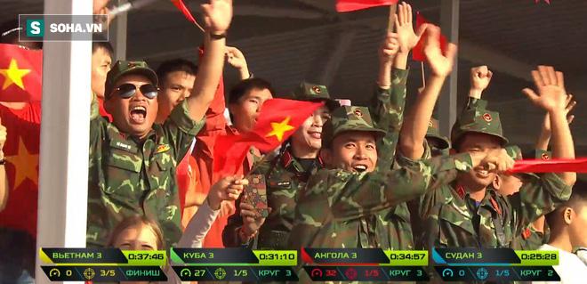 Trận đấu sinh tử của Đội xe tăng Việt Nam tại Tank Biathlon 2019 bắt đầu - Ảnh 11.