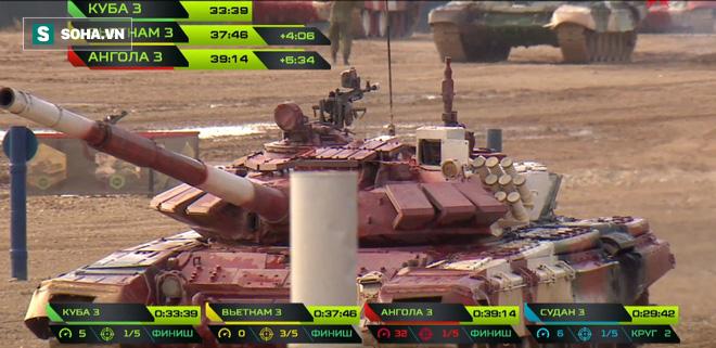 Trận đấu sinh tử của Đội xe tăng Việt Nam tại Tank Biathlon 2019 bắt đầu - Ảnh 9.