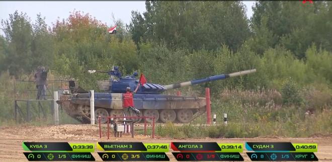 Trận đấu sinh tử của Đội xe tăng Việt Nam tại Tank Biathlon 2019 bắt đầu - Ảnh 7.
