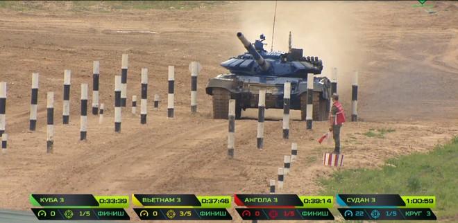 Trận đấu sinh tử của Đội xe tăng Việt Nam tại Tank Biathlon 2019 bắt đầu - Ảnh 6.