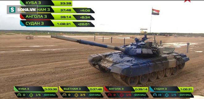 Trận đấu sinh tử của Đội xe tăng Việt Nam tại Tank Biathlon 2019 bắt đầu - Ảnh 5.