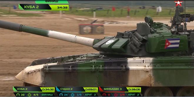 Trận đấu sinh tử của Đội xe tăng Việt Nam tại Tank Biathlon 2019 bắt đầu - Ảnh 2.